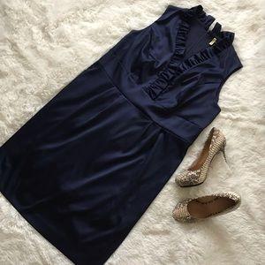 Jessica Howard Blue Dress